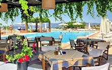 Foto Hotel Panselinos in Molyvos ( Lesbos)